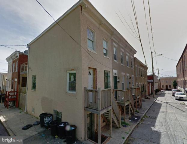 845 Reinhardt Street, BALTIMORE, MD 21230 (#1009980688) :: Jennifer Mack Properties