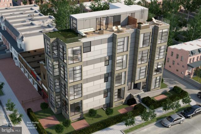 1355 Randolph Street NW #2, WASHINGTON, DC 20011 (#1009984042) :: Labrador Real Estate Team