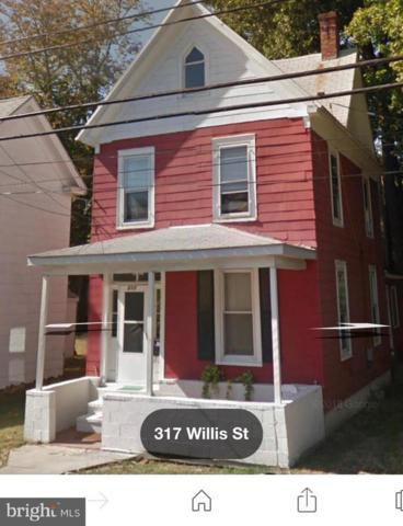 317 Willis Street, CAMBRIDGE, MD 21613 (#1009984100) :: Bob Lucido Team of Keller Williams Integrity
