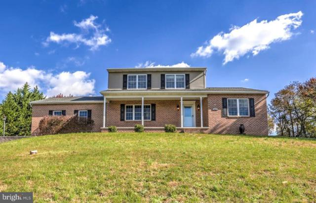 5152 Hickory View Drive, SPRING GROVE, PA 17362 (#1009985286) :: Benchmark Real Estate Team of KW Keystone Realty