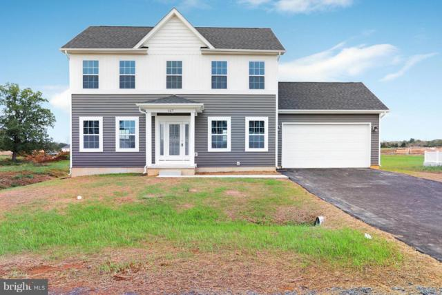 LOT 24 Tinning Court, HEDGESVILLE, WV 25427 (#1009985508) :: The Gus Anthony Team