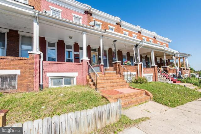 448 Ilchester Avenue, BALTIMORE, MD 21218 (#1009985920) :: The MD Home Team
