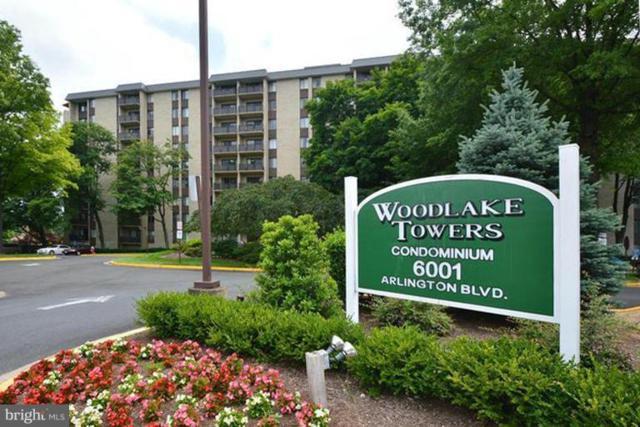 6001 Arlington Boulevard #724, FALLS CHURCH, VA 22044 (#1009986112) :: Fine Nest Realty Group
