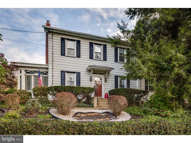 614 W High Street, HADDON HEIGHTS, NJ 08035 (MLS #1009986522) :: The Dekanski Home Selling Team