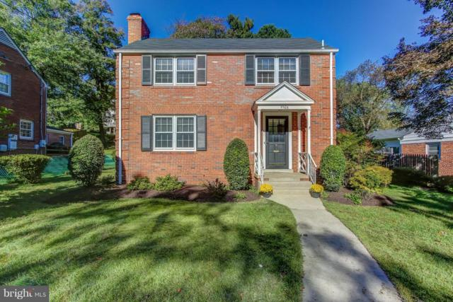 9506 Columbia Boulevard, SILVER SPRING, MD 20910 (#1009986960) :: The Gus Anthony Team