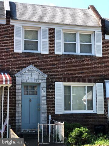319 Grove Park Road, BALTIMORE, MD 21225 (#1009987134) :: ExecuHome Realty