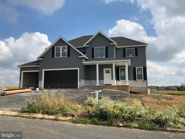 725 Rossi Drive, GREENCASTLE, PA 17225 (#1009990626) :: Advance Realty Bel Air, Inc