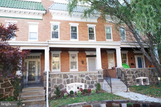 4222 Falls Road, BALTIMORE, MD 21211 (#1009990862) :: Great Falls Great Homes