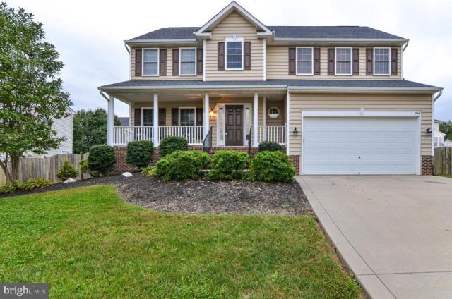 5914 Copper Mountain Drive W, SPOTSYLVANIA, VA 22553 (#1009991724) :: Great Falls Great Homes