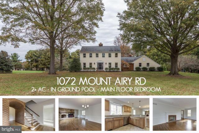 1072 Mount Airy Road, DAVIDSONVILLE, MD 21035 (#1009994578) :: The Riffle Group of Keller Williams Select Realtors