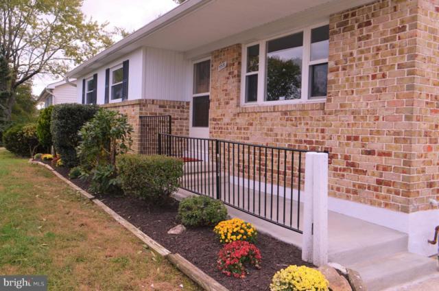 3718 Eastman Road, RANDALLSTOWN, MD 21133 (#1009998612) :: Blue Key Real Estate Sales Team