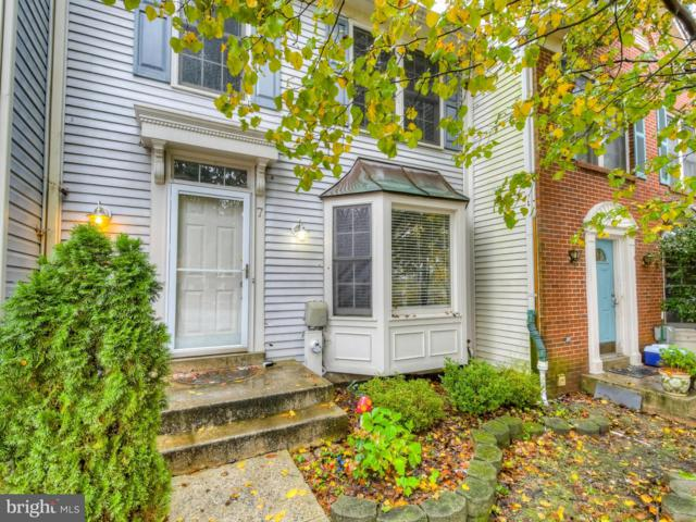 7 Second Tee Court, BALTIMORE, MD 21209 (#1009998774) :: ExecuHome Realty