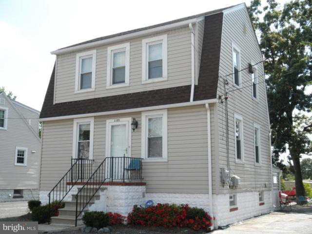 1105 Krueger Avenue, BALTIMORE, MD 21237 (#1009998942) :: The Gus Anthony Team