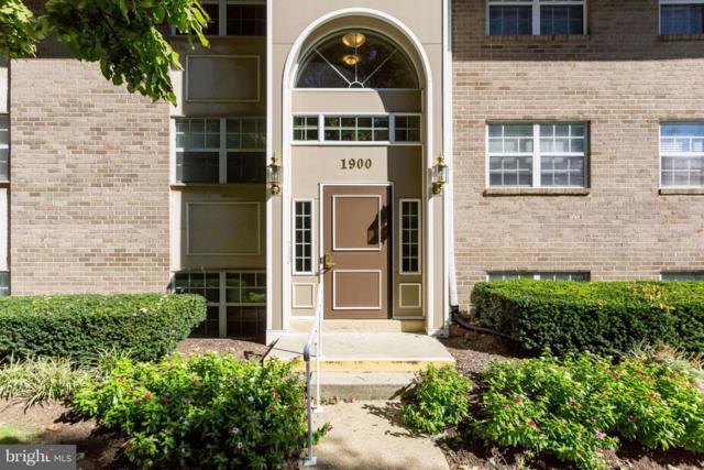 1900 Wilson Lane T2, MCLEAN, VA 22102 (#1009999488) :: Cristina Dougherty & Associates