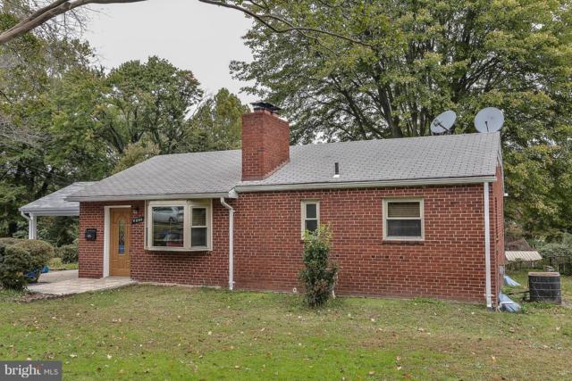 6064 Munson Hill Road, FALLS CHURCH, VA 22044 (#1009999860) :: The Gus Anthony Team