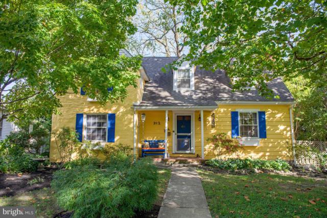 312 S Hanson Street, EASTON, MD 21601 (#1010000160) :: RE/MAX Coast and Country