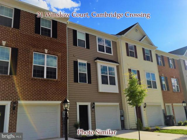 21 Winslow Court #88, GETTYSBURG, PA 17325 (#1010002790) :: Teampete Realty Services, Inc