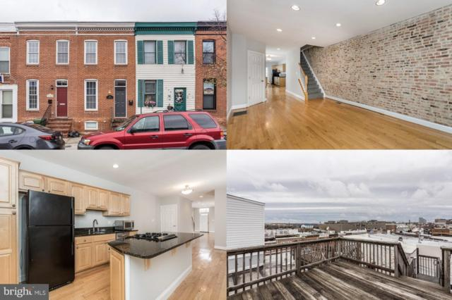 108 W Randall Street, BALTIMORE, MD 21230 (#1010003766) :: Shamrock Realty Group, Inc