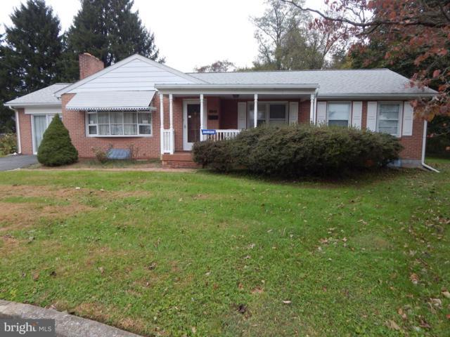 670 Marion Street, HAGERSTOWN, MD 21740 (#1010008080) :: Keller Williams Pat Hiban Real Estate Group
