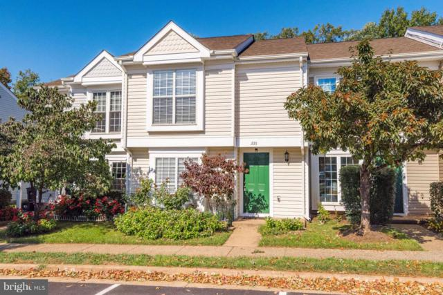 335 Lancaster Square, STERLING, VA 20164 (#1010008144) :: Pearson Smith Realty