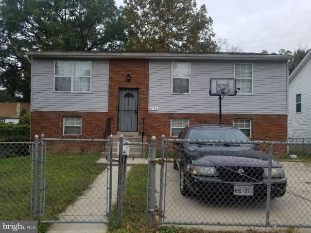 4706 Leroy Gorham Drive, CAPITOL HEIGHTS, MD 20743 (#1010008376) :: The Gus Anthony Team