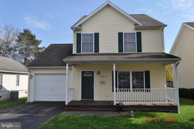 644 Jefferson Avenue, CHARLES TOWN, WV 25414 (#1010009278) :: The Gus Anthony Team
