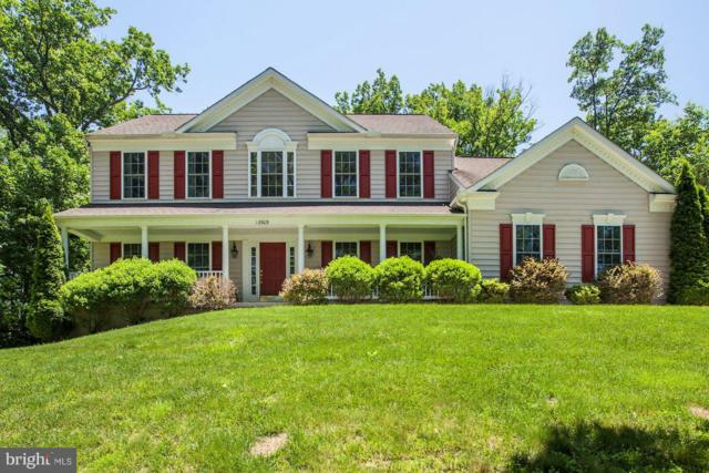 13909 Mitchell Court, MOUNT AIRY, MD 21771 (#1010009384) :: The Gus Anthony Team