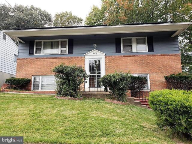 6416 63RD Avenue, RIVERDALE, MD 20737 (#1010009992) :: The Gus Anthony Team