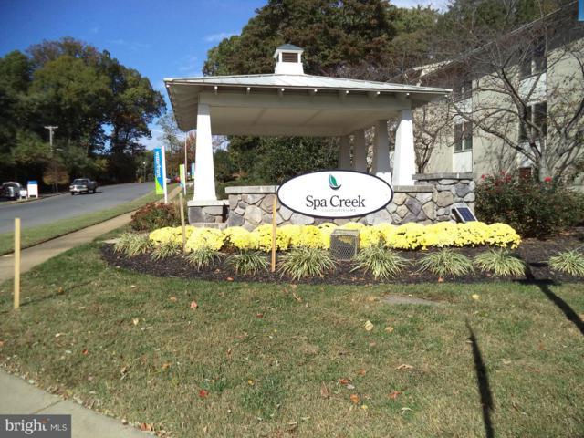 1142 Cove Road #201, ANNAPOLIS, MD 21403 (#1010011112) :: Bob Lucido Team of Keller Williams Integrity