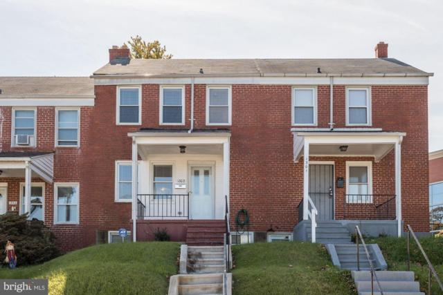 1303 Sherwood Avenue, BALTIMORE, MD 21239 (#1010011500) :: The Putnam Group