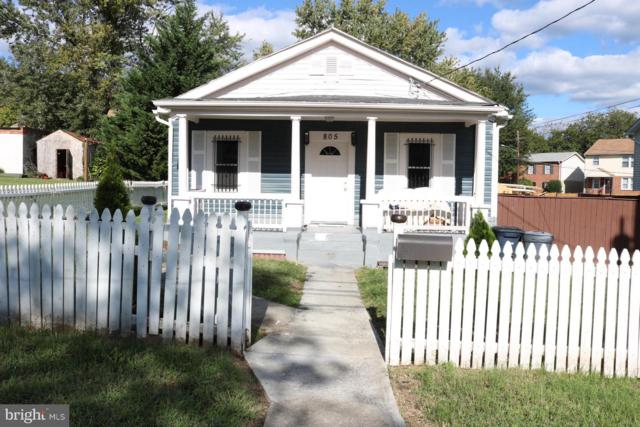 805 Eastern Avenue, FAIRMOUNT HEIGHTS, MD 20743 (#1010012236) :: Blue Key Real Estate Sales Team