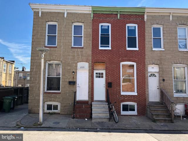 235 N Rose Street, BALTIMORE, MD 21224 (#1010014598) :: ExecuHome Realty