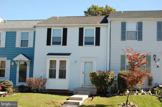 16 Burbage Court, BALTIMORE, MD 21236 (#1010014736) :: AJ Team Realty
