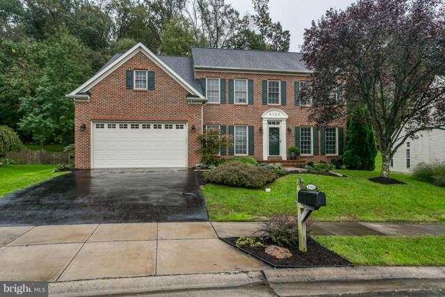 6363 Bannister Drive, FREDERICK, MD 21701 (#1010014998) :: Circadian Realty Group