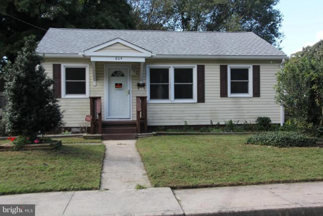 804 Ellington Street, SALISBURY, MD 21801 (#1010015388) :: Barrows and Associates