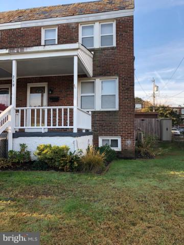 219 W Meadow Road, BALTIMORE, MD 21225 (#MDAA100008) :: Century 21 New Millennium