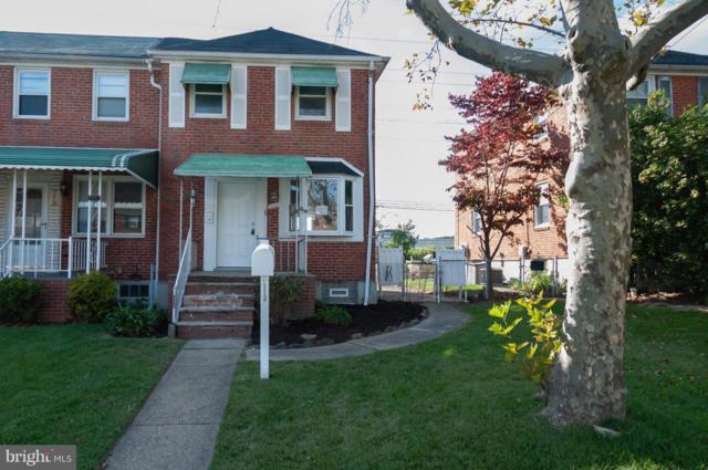 2814 Plainfield Road, BALTIMORE, MD 21222 (#MDBC100328) :: Great Falls Great Homes