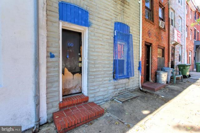 62 S Carrollton Avenue, BALTIMORE, MD 21223 (#MDBA100308) :: ExecuHome Realty