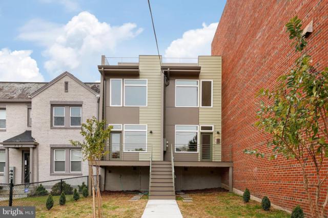 714 Madison Street NW A, WASHINGTON, DC 20011 (#DCDC100406) :: Blue Key Real Estate Sales Team