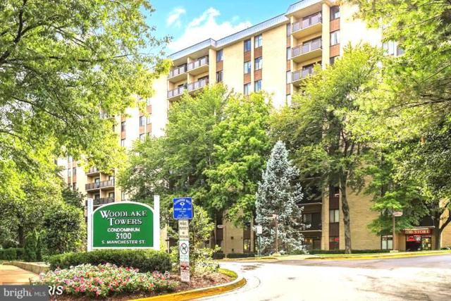 3100 Manchester Street S #313, FALLS CHURCH, VA 22044 (#VAFX100402) :: Pearson Smith Realty