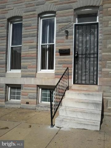 1412 E Lafayette Avenue, BALTIMORE, MD 21213 (#MDBA100340) :: Labrador Real Estate Team