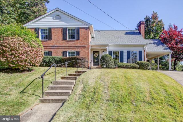 9211 Cedar Way, BETHESDA, MD 20814 (#MDMC100564) :: Colgan Real Estate
