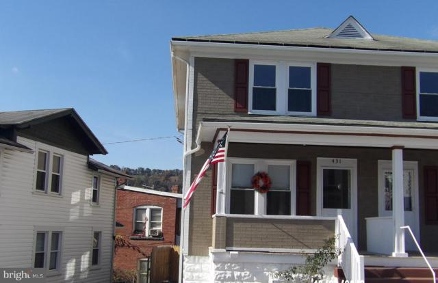 431 Arch Street, CUMBERLAND, MD 21502 (#MDAL100104) :: The Gus Anthony Team
