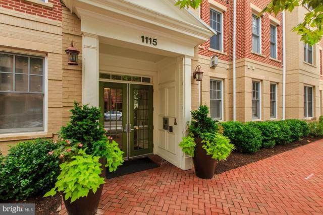1115 Cameron Street #305, ALEXANDRIA, VA 22314 (#VAAX100102) :: RE/MAX Executives