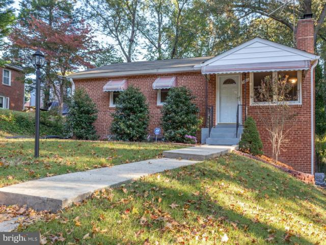 3802 Crystal Lane, TEMPLE HILLS, MD 20748 (#MDPG100370) :: The Gus Anthony Team