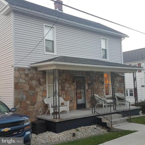 129 Mount Pleasant Street, FROSTBURG, MD 21532 (#MDAL100118) :: Wes Peters Group Of Keller Williams Realty Centre