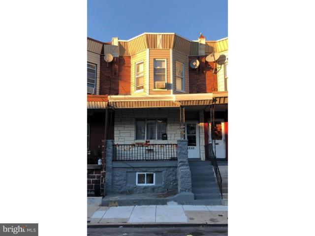 5541 Locust Street, PHILADELPHIA, PA 19139 (#PAPH101622) :: The John Collins Team