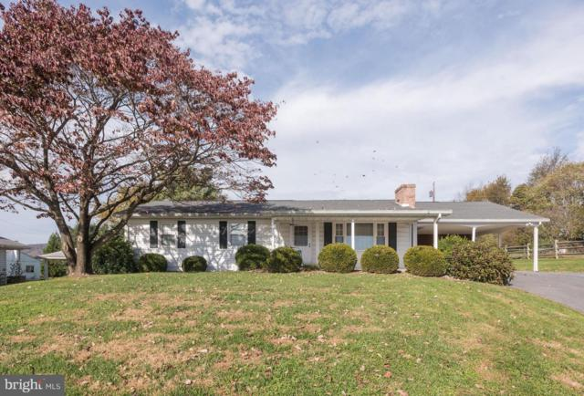 744 Jefferson Pike, KNOXVILLE, MD 21758 (#MDFR100210) :: RE/MAX Plus