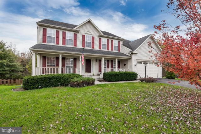 1307 Huntley Circle, EMMITSBURG, MD 21727 (#MDFR100230) :: The Gus Anthony Team