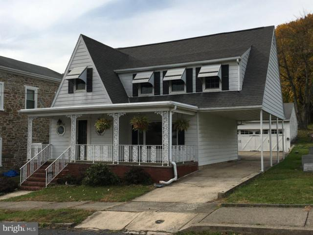 405 Coal Street, PORT CARBON, PA 17965 (#PASK102494) :: Jason Freeby Group at Keller Williams Real Estate